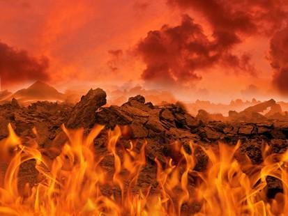 Eu Quero ir pro Inferno!Posso escolher?