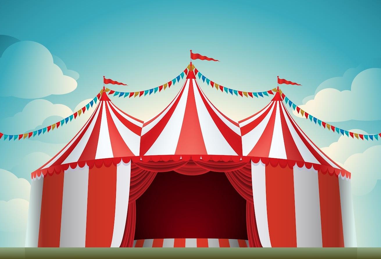 circo gospel deusilus u00e3o circus tent clip art vector free circus tent clip art silhouette
